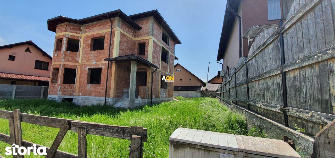 Casa la rosu,zona Alba Micesti