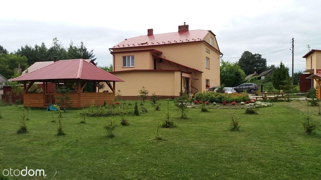 GAĆ komfortowy dom posiadłość 49 arów, własny staw