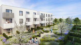 Mieszkanie 3pokoje z dużym balkonem Zielone Miasto