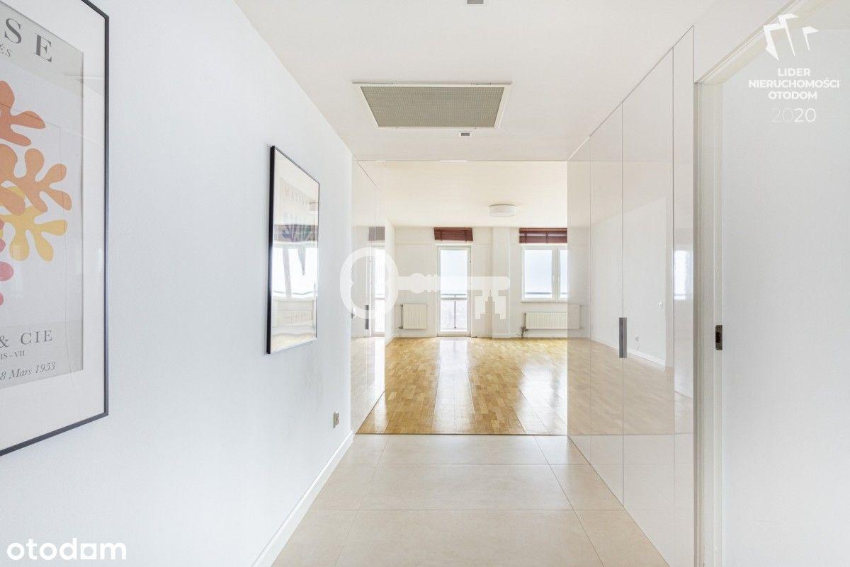 140 m2 | Wysokie piętro | Dwa tarasy i basen