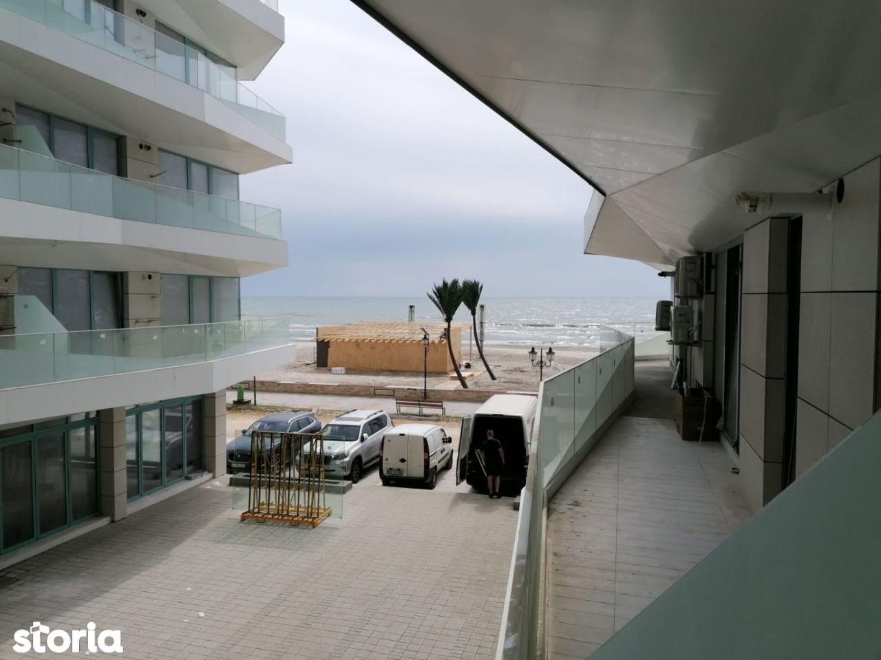 apartament situat in MAMAIA NORD, in bloc nou 2020,