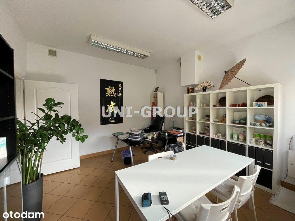 Biuro o pow. 40 m2 - cicho, zieleń za oknami