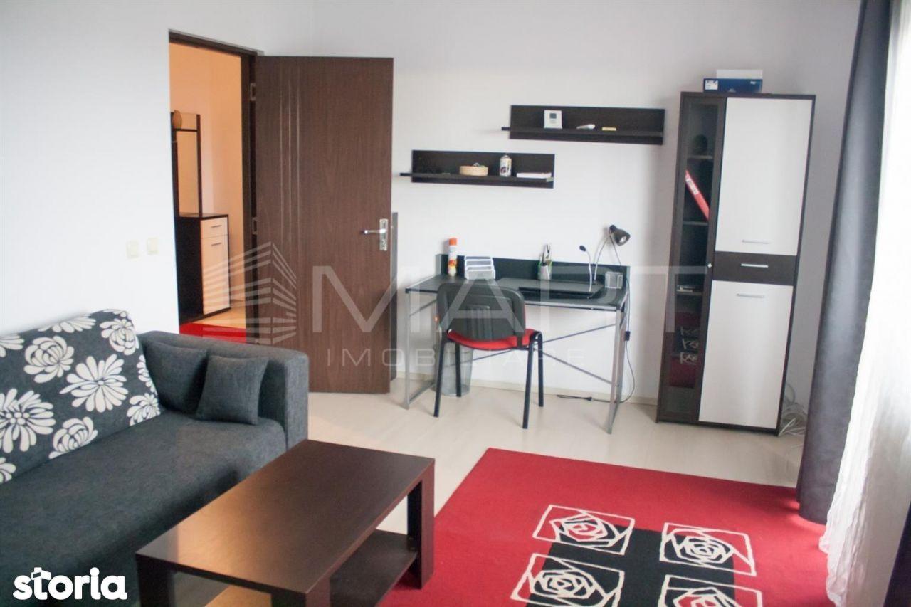 Apartament 1 camera, decomandat, zona Zorilor