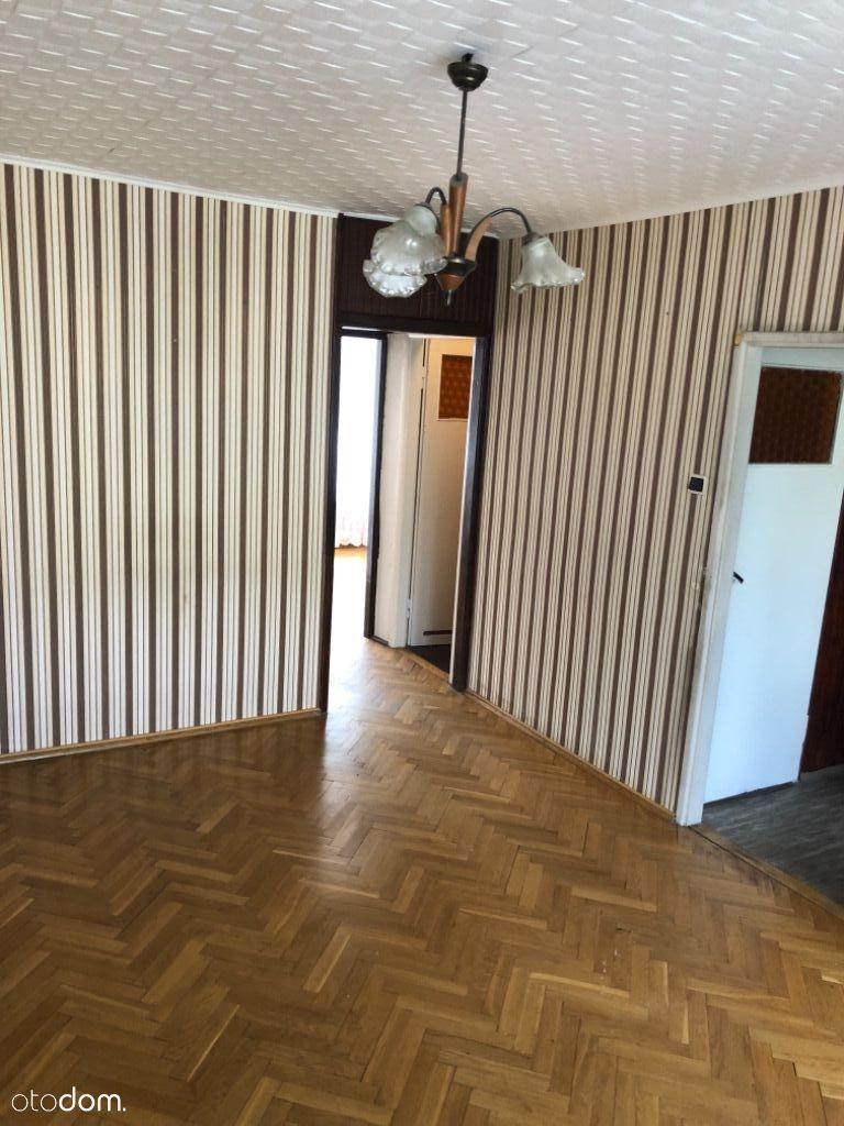 3 pokoje I piętro balkon piwnica os. Piastowskie