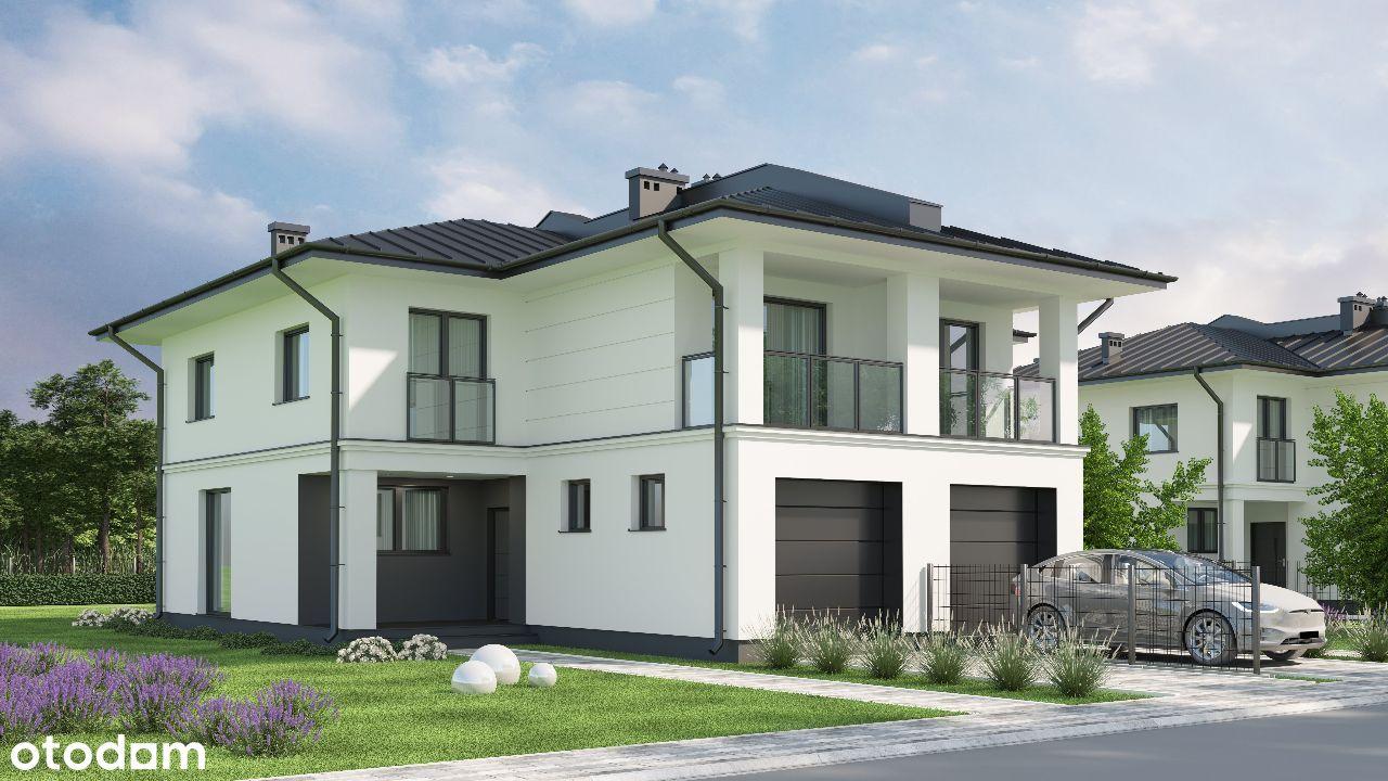Dom bliźniak 130 m² w Józefowie. Ostatni wolny!