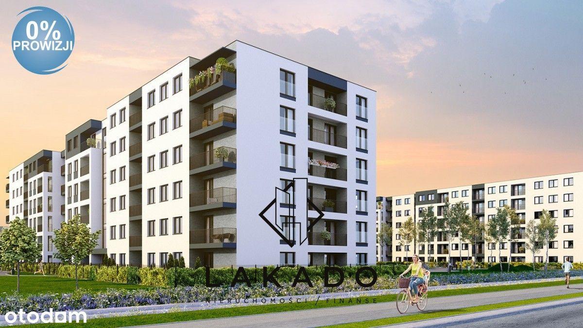 Nowa inwestycja, trzy pokoje, tramwaj