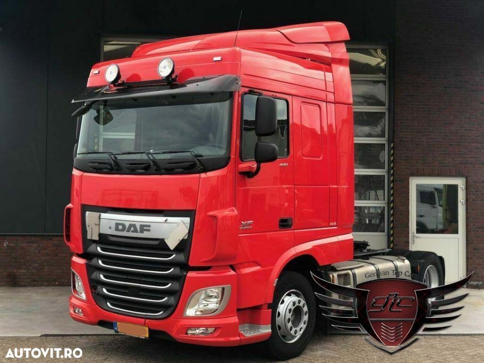 DAF FT XF 440 Space Cab Euro 6 2015 Nr. Int 11394 Leasing - 10