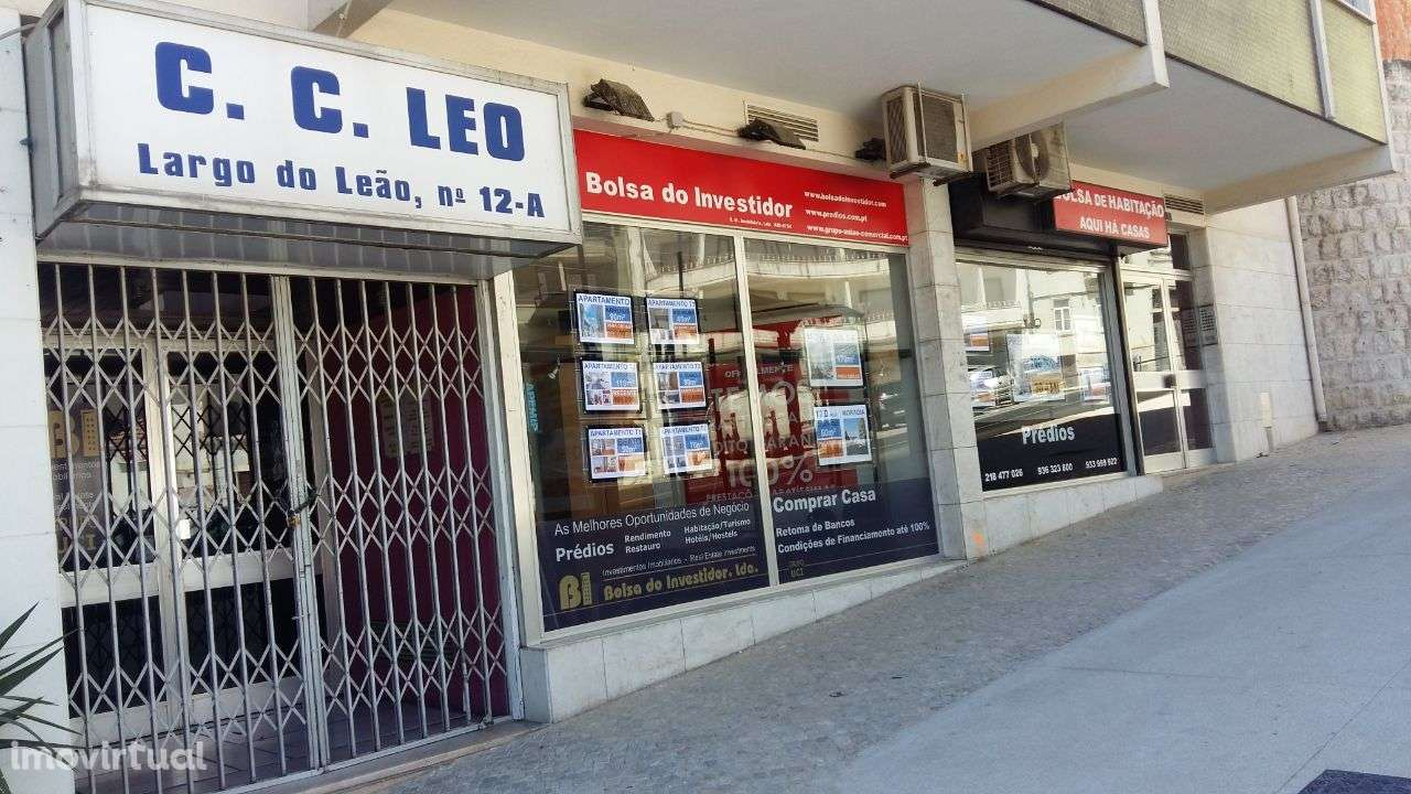 Trespasses para comprar, Largo do Leão, Arroios - Foto 1