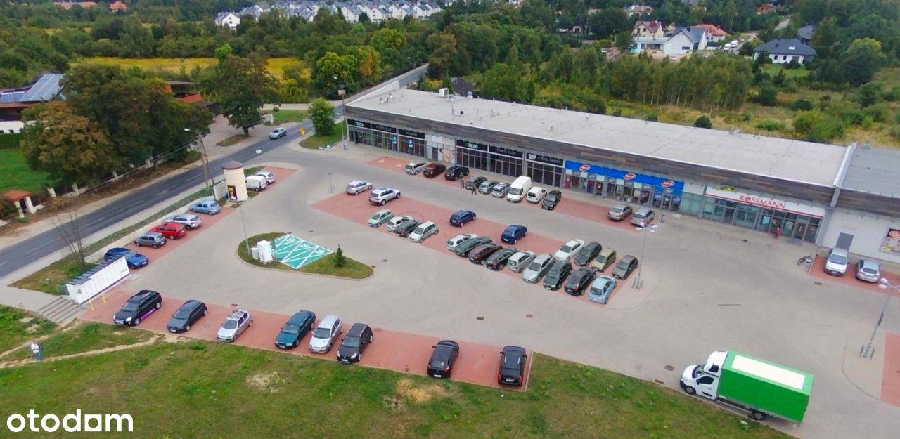 Łódź, ul. Byszewska 3A - lokale 355 i 387 m2