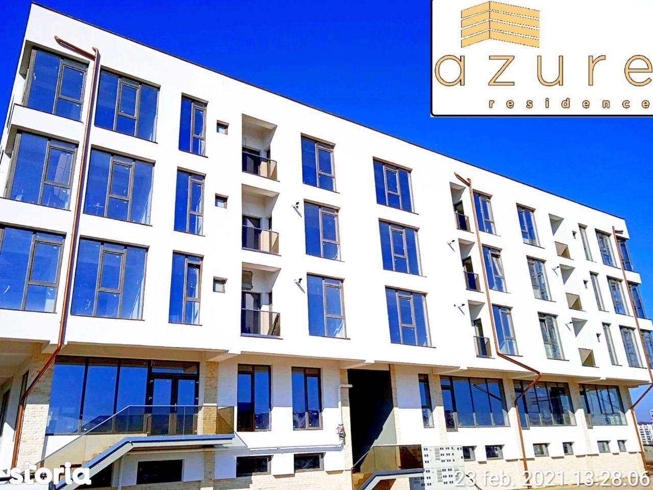 Parter inalt | 2 camere | CONSTRUCTOR, Azure Residence zona Dedeman