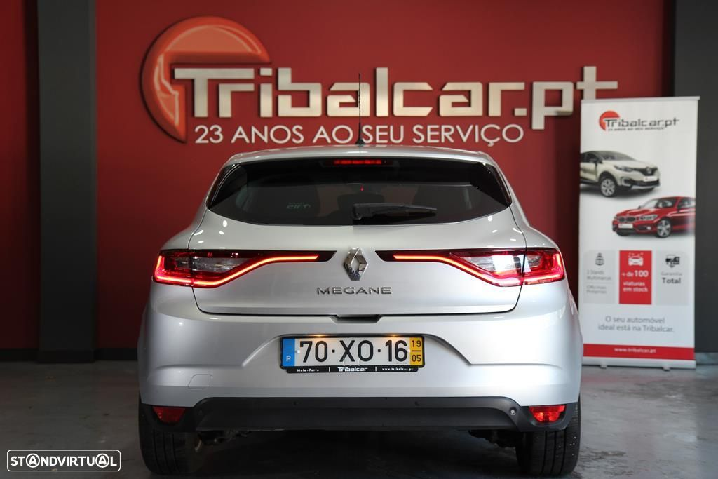 Renault Mégane 1.3 TCE Limited - 5