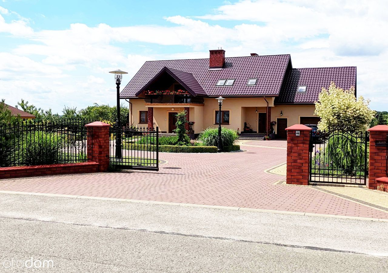 Piękny dom Kalinowice 45A