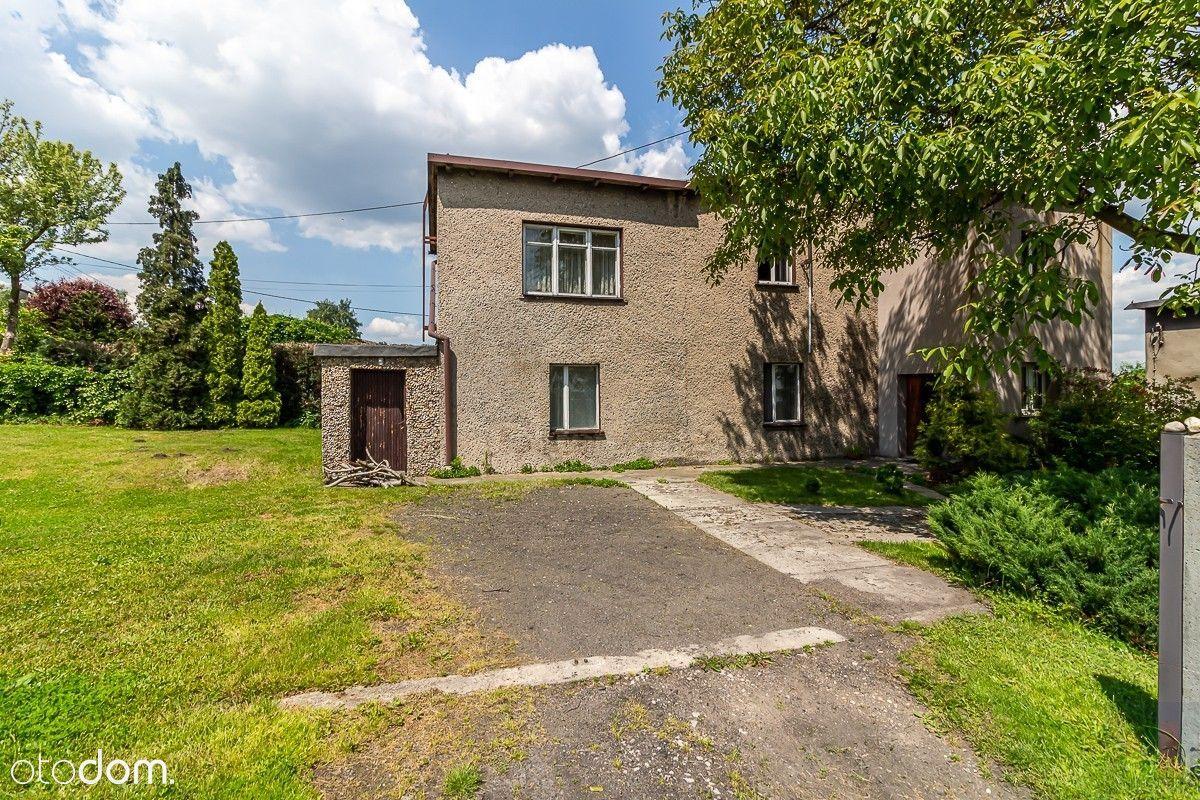 Dom Na Sprzedaż Działka 1350m2 Garaż Mikołów