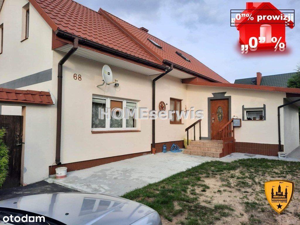 Dom 140 m2 na działce 446 m2 Ćmielów.