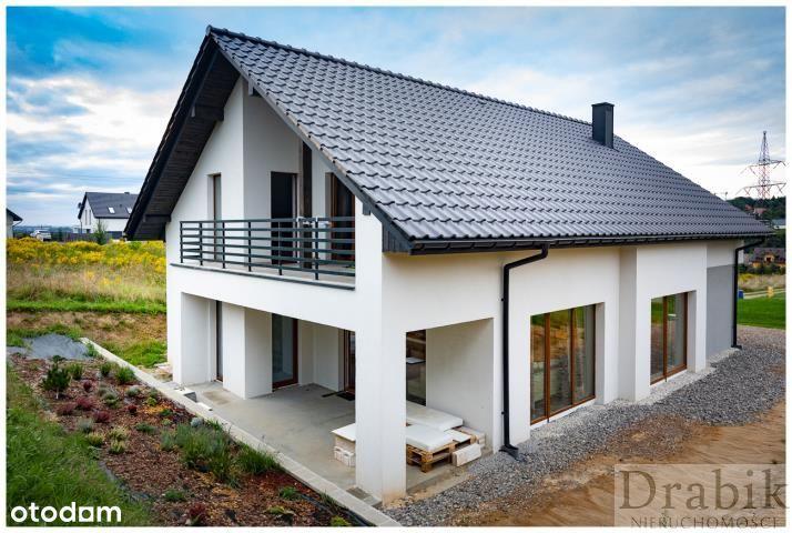 Nowoczesny przestronny dom rejon Swoszowic