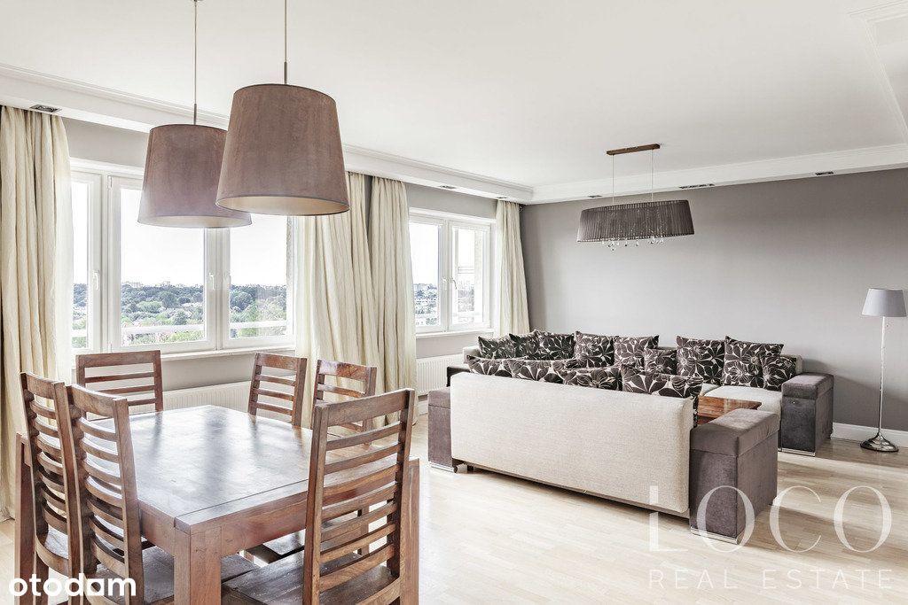 Luksusowy i przestronny apartament na Wilanowie!