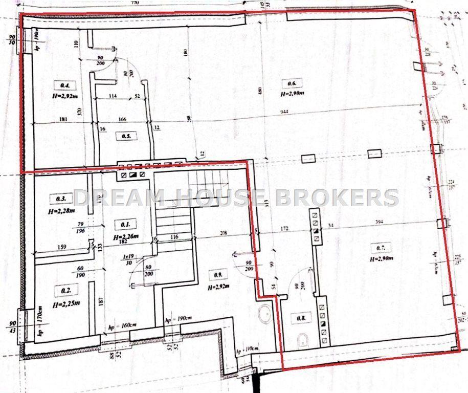Lokal użytkowy, 115 m², Rzeszów