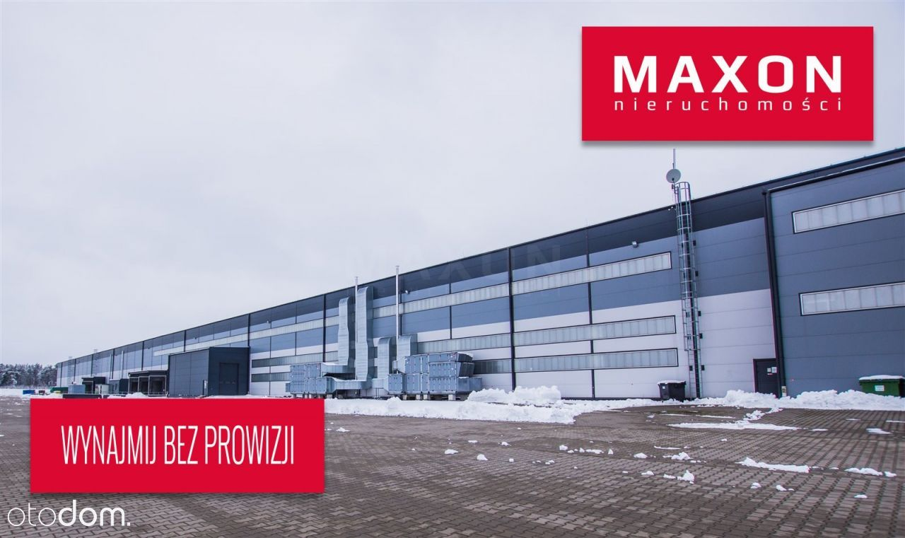 Hala produkcyjna Tomaszów Mazowiecki!