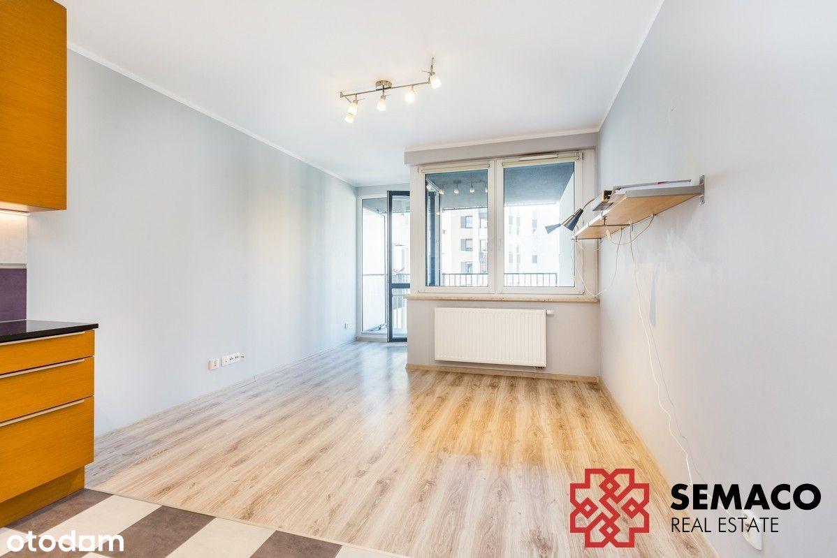 Mieszkanie z dużym balkonem, 62,86 m2, Czyżyny