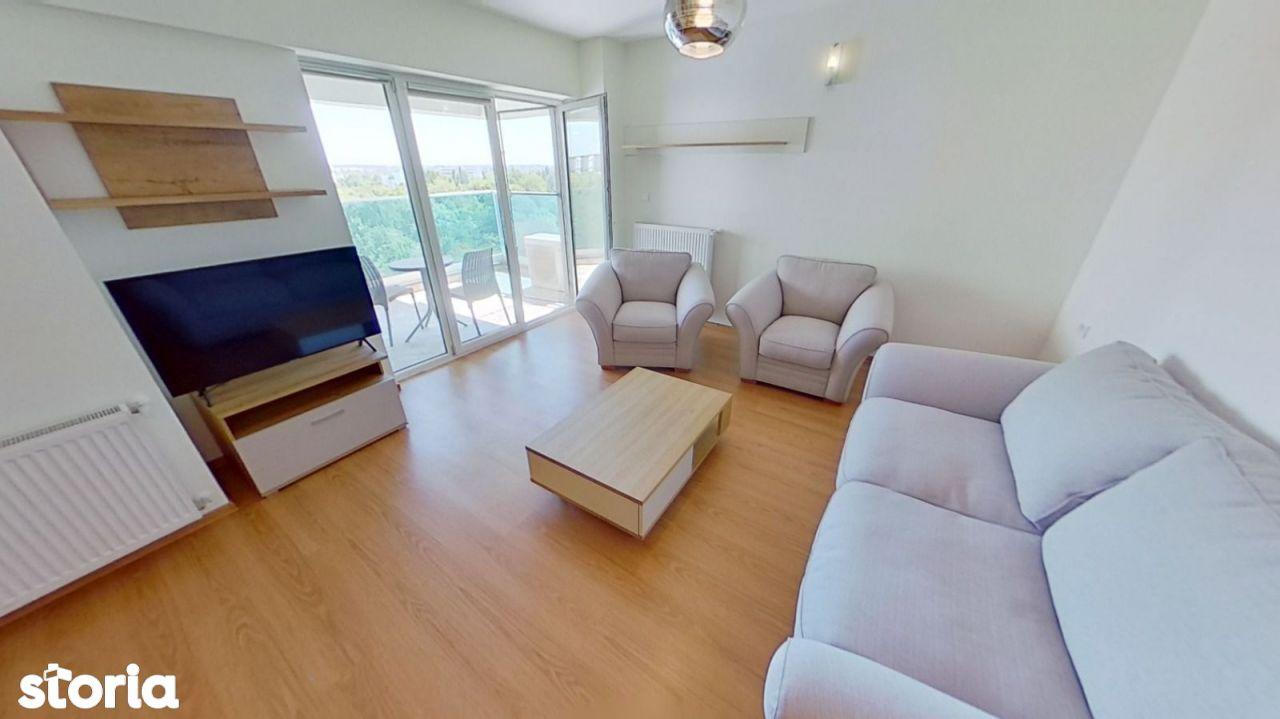 Floreasca Residence - Barbu Vacarescu, Premium