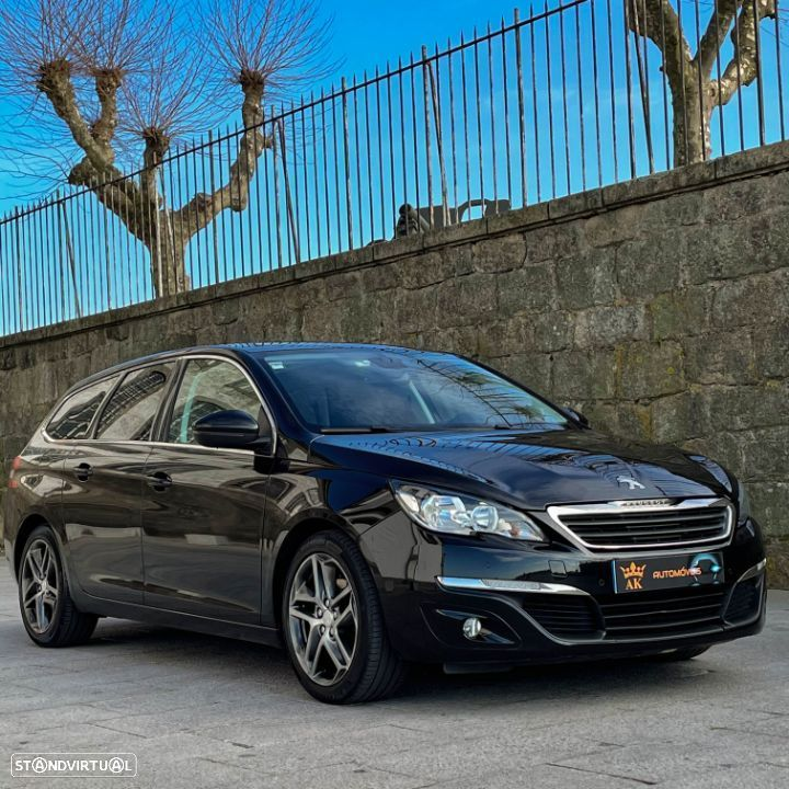 Peugeot 308 SW 1.6 BlueHDi Style - 1