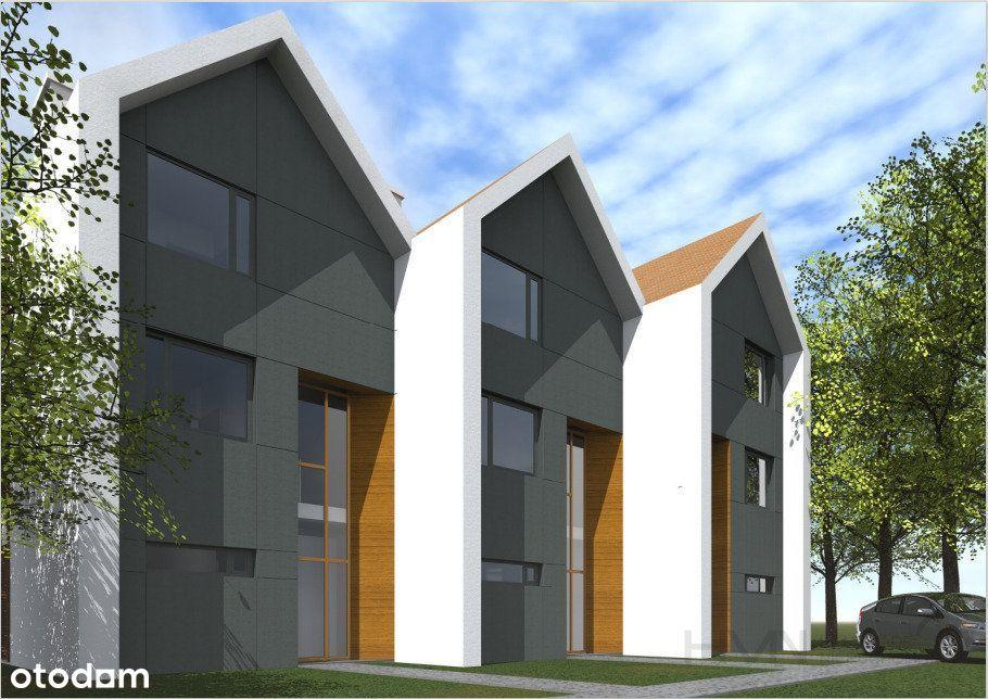 Dom w zabudowie szeregowej 128 m2. Podgórze