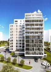 Słoneczne Apartamenty, mieszkanie M 025
