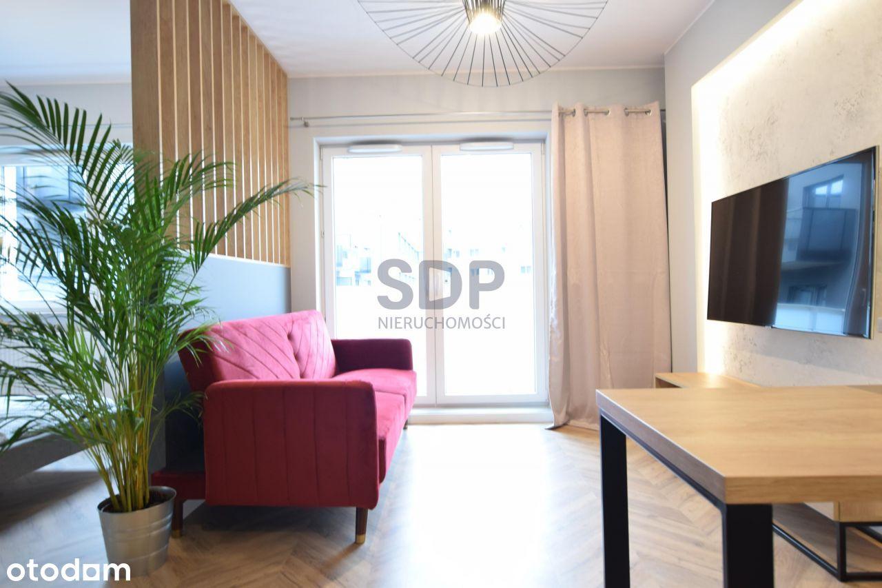 Wyjątkowy Apartament Typu Studio Z Balkonem/blisko