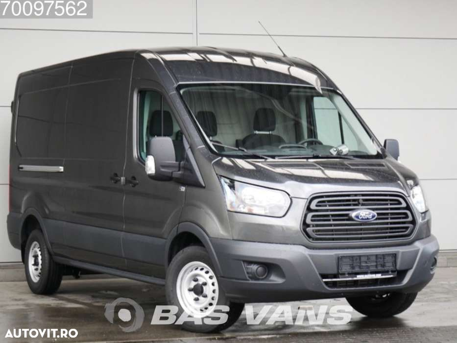 Ford Transit 2.0 TDCI 130PK Leder stuur Airco Cruise control L... - 3