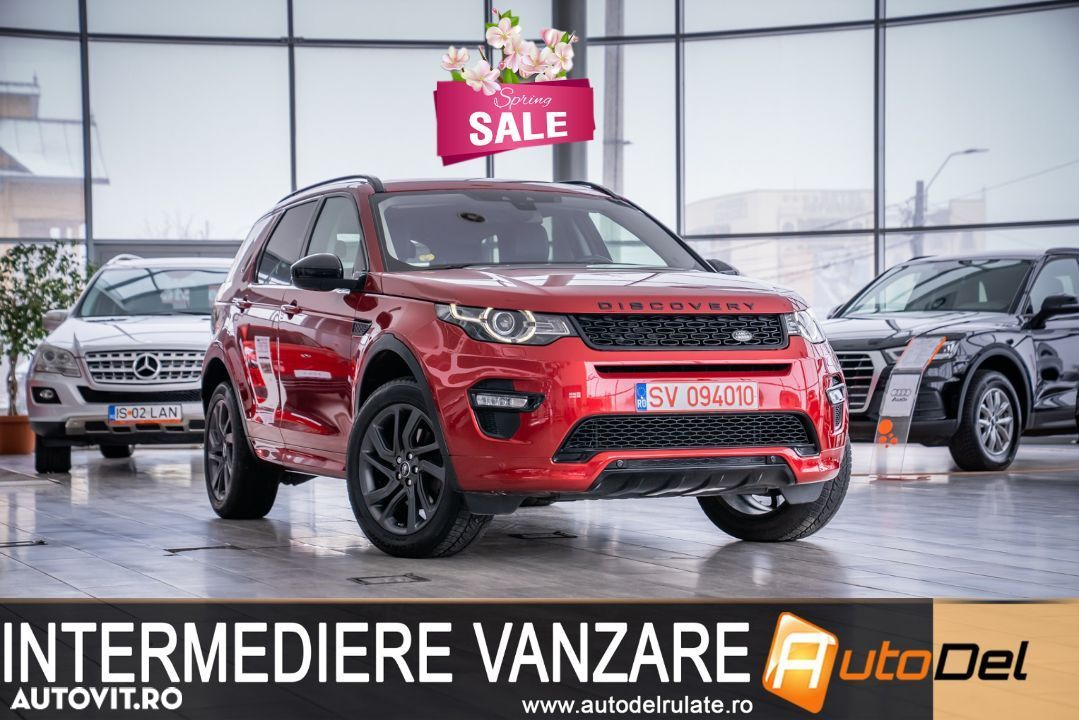 Land Rover Discovery Sport - 27