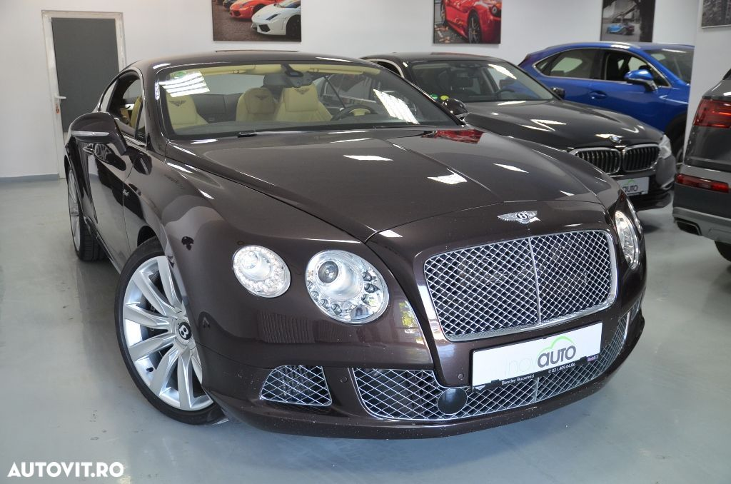 Bentley Continental - 4