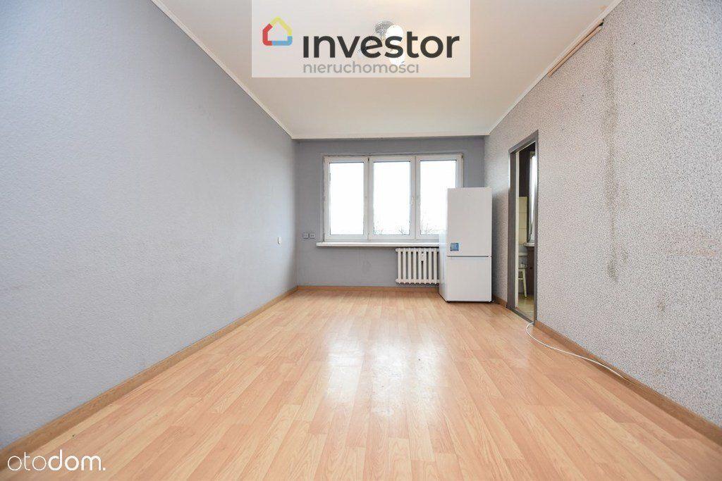 2 pokoje, 41,26 m2 w bloku w Namysłowie