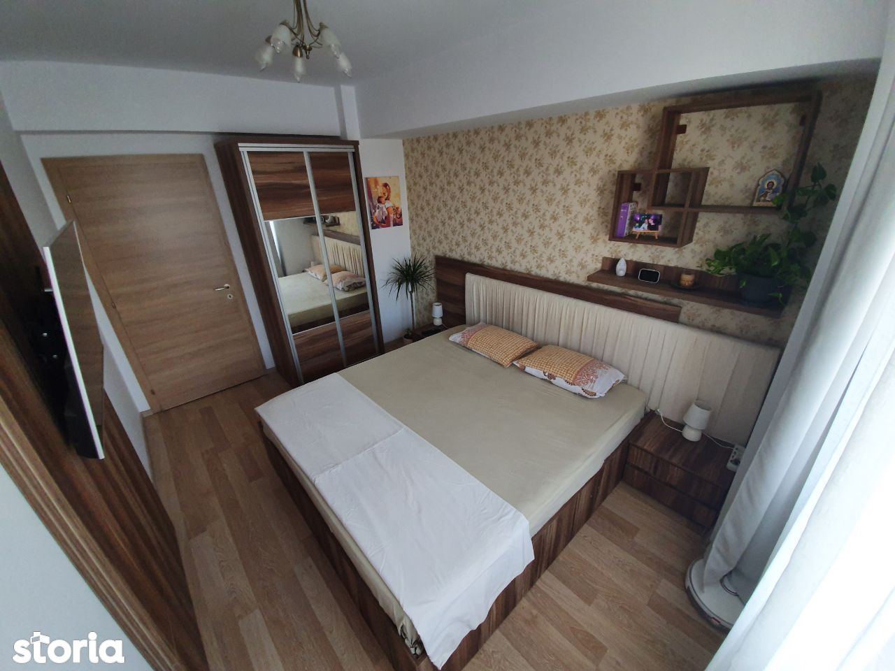 Apartament 2 camere, 51.15 mp, an 2015, sect. 4, parcare subterana