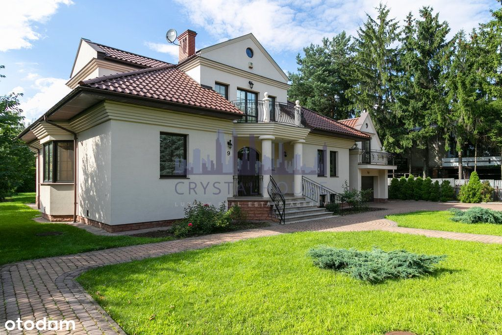 Komfortowy dom w cichej willowej części Zacisza