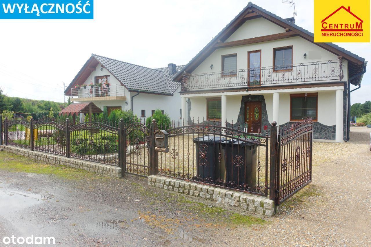 Dom o pow. użytkowej ok 150 m2w spokojnej okolicy