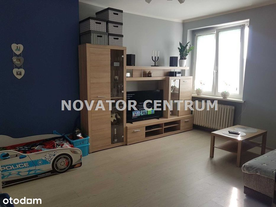 Ładne mieszkanie na Leśnym, 48 m2