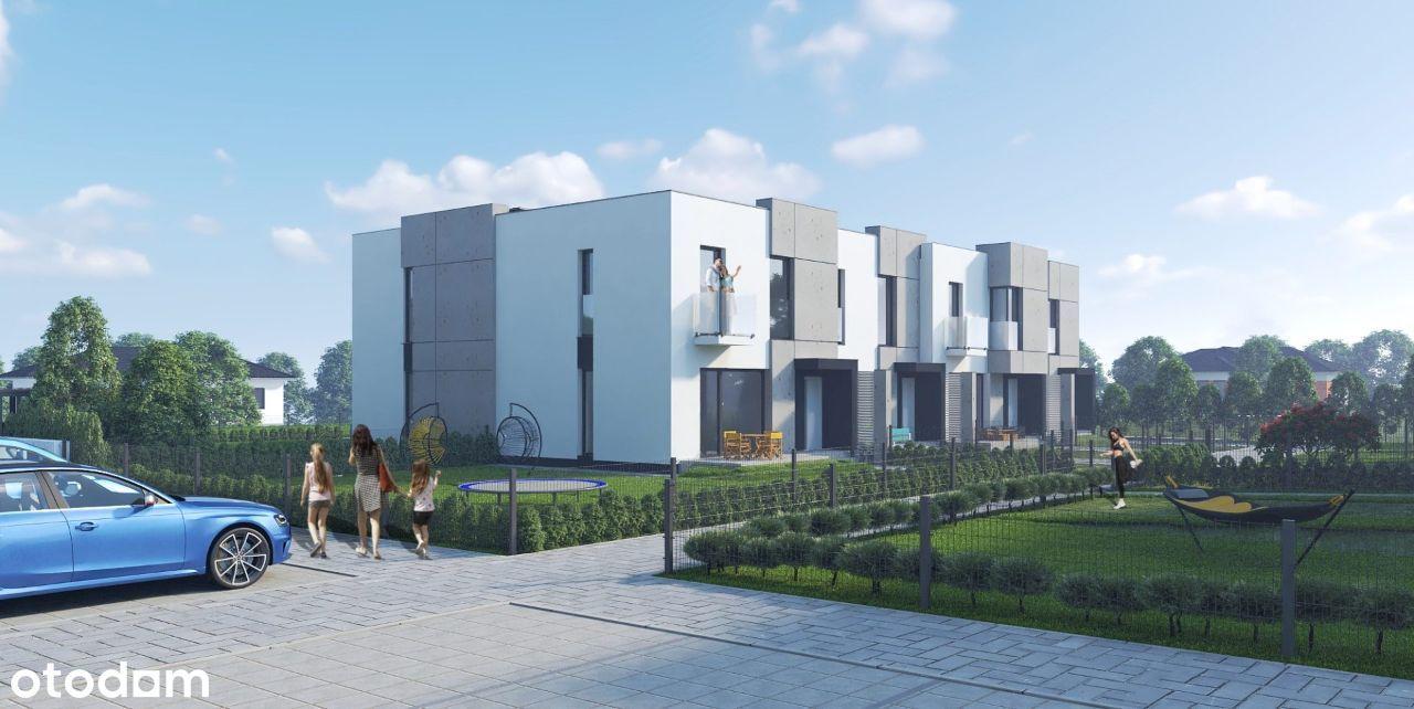 Okólna II ETAP   B6 3pok. 68 m²   ogródek 49 m²