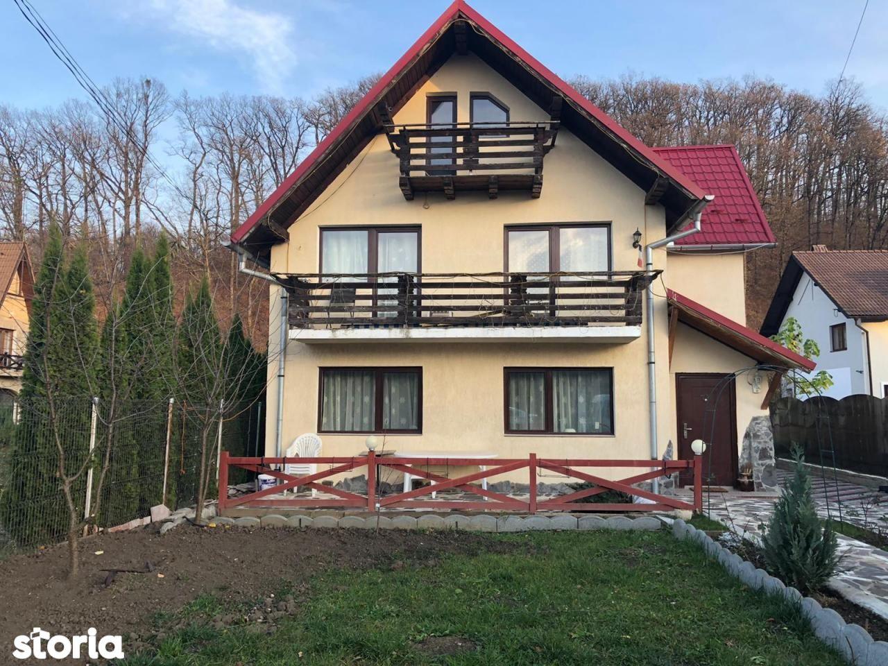 Vanzare casa cu teren de 500 mp, in Rasnov, zona Primaverii