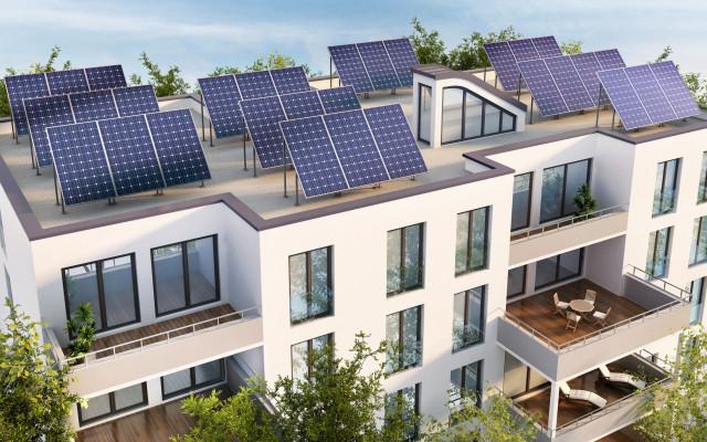 Novas construções imobiliárias amigas do ambiente
