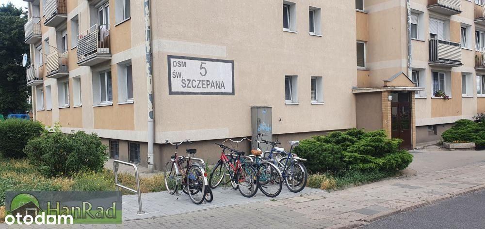 mieszkanie 2 pok. z balkonem Poznań Św. Szczepana