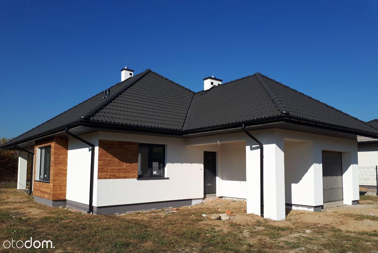 Nowe domy 130m2 z dużą działką w Skrzeszewie