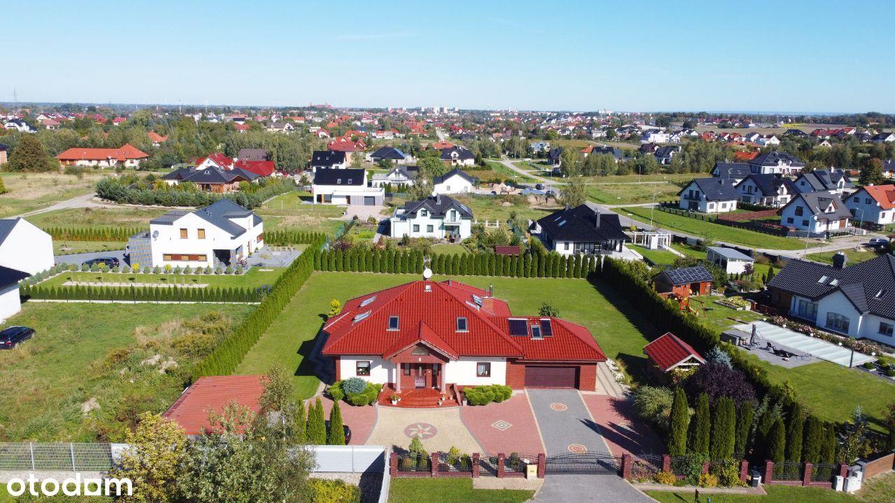 Willa w Malborku 247,8 m2 w prestiżowa lokalizacja