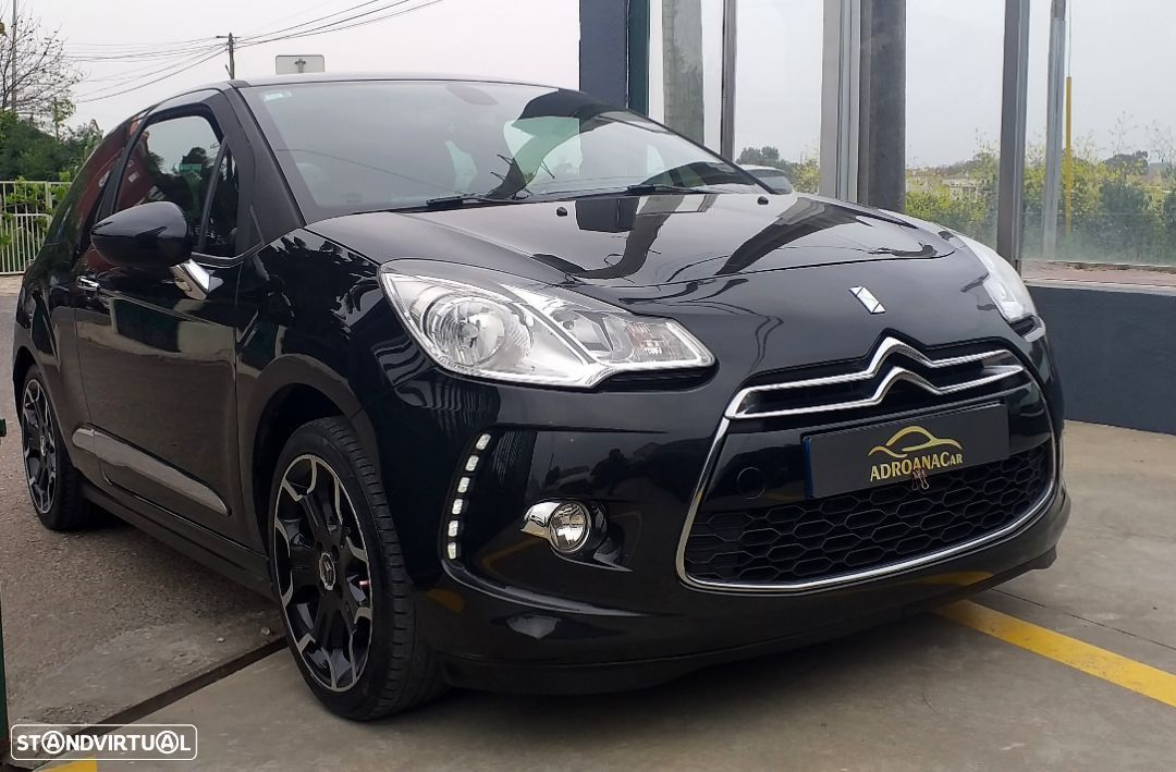 Citroën DS3 1.6 HDi Airdream Sport Chic - 3