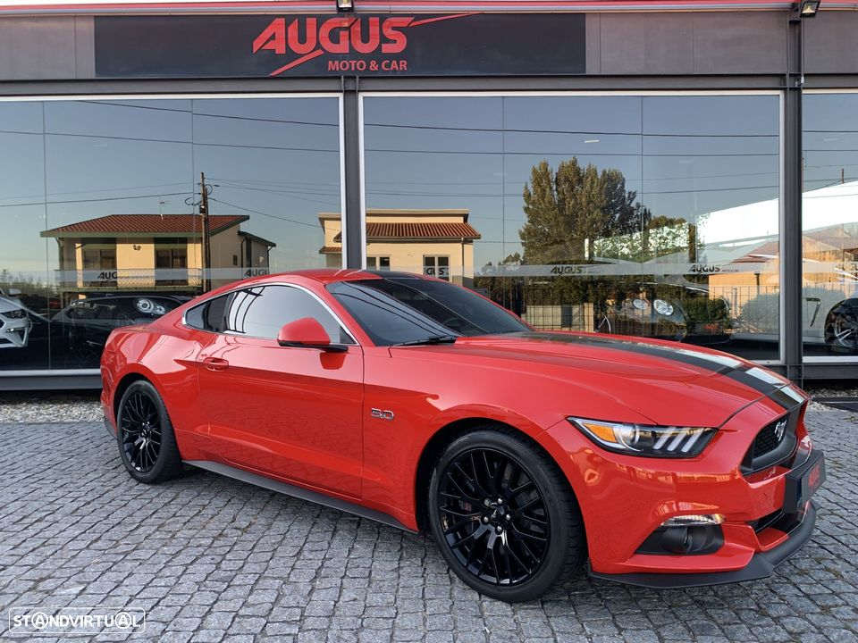 Ford Mustang 5.0 GT AUT. - 1