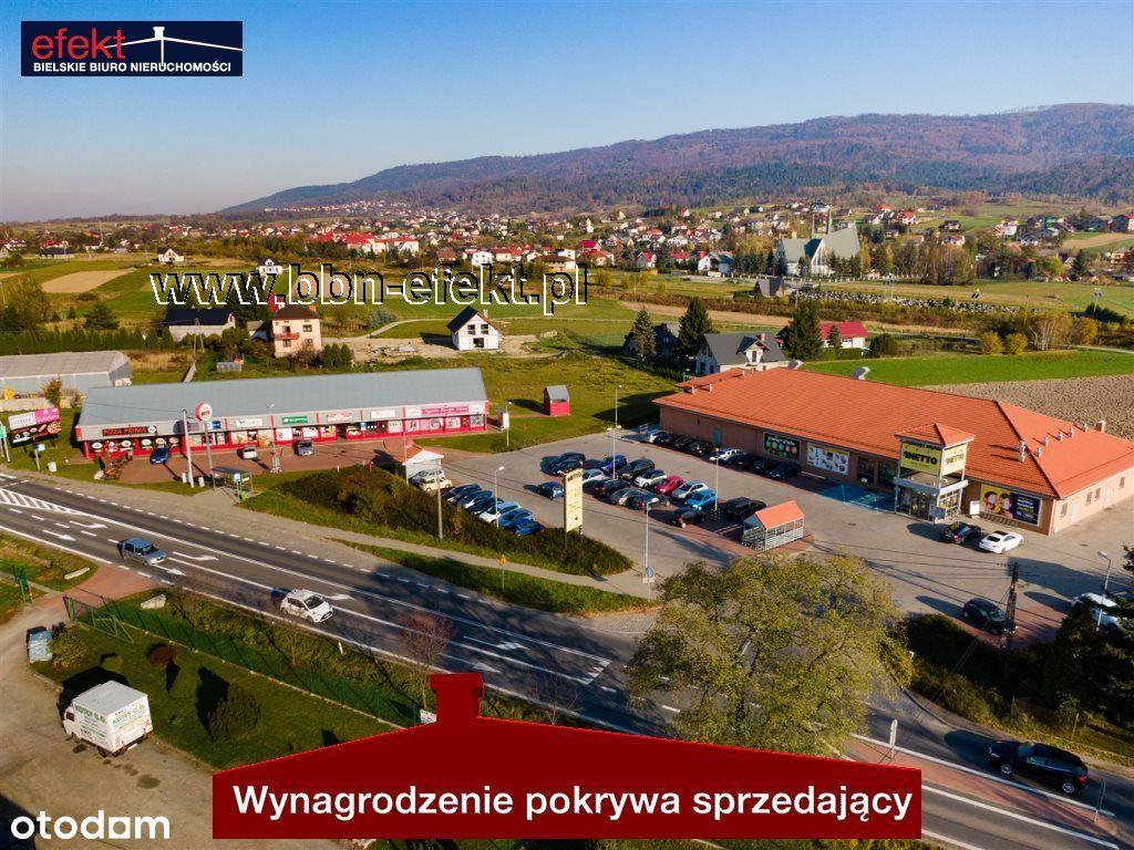 Łodygowice - Pasaż Handlowy - Idealna inwestycja !