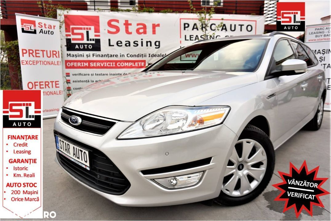 Ford Mondeo 2.0 - 39