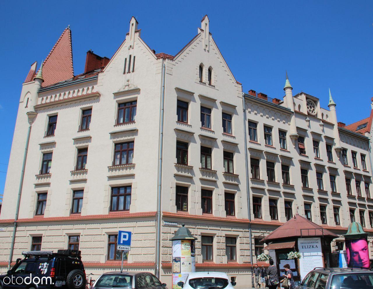 Mieszkanie w Kamienicy z windą w Centrum Krakowa