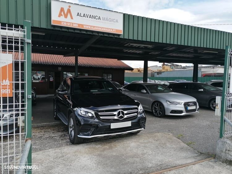 Mercedes-Benz GLC 350 e AMG Line 4-Matic - 9