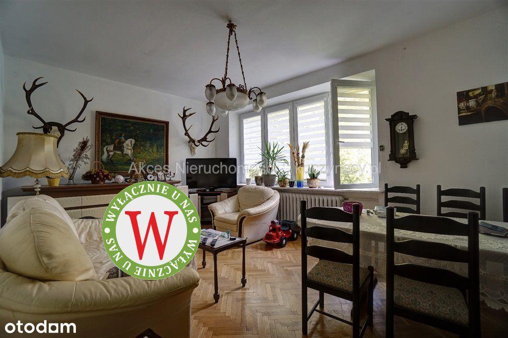 wolnostojący, przedwojenny dom Stare Bielany