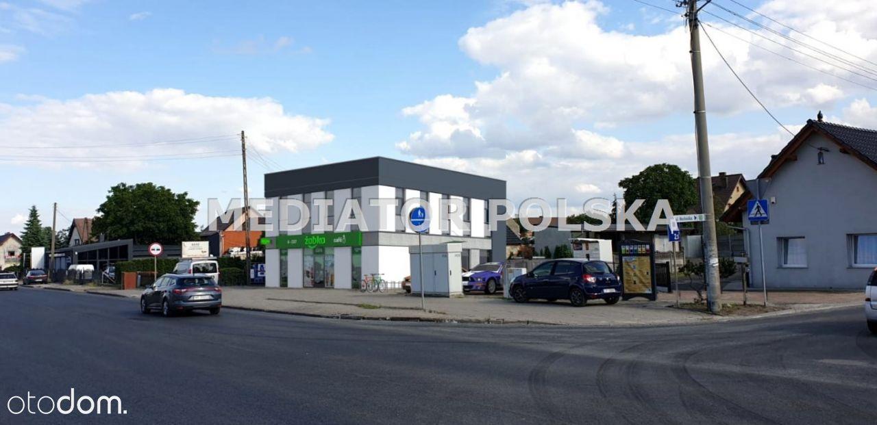 Wrzoski - lokal do wynajęcia 37 m2 przy drodze Dk4
